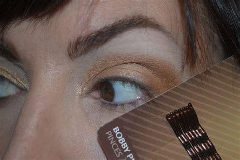 midas makeup touch   wear gold eyeliner tutorial jennysue makeup