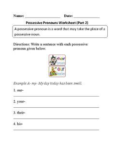 worksheets images worksheets pronoun worksheets