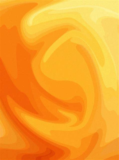 atmospheric orange gradient cartoon abstract background