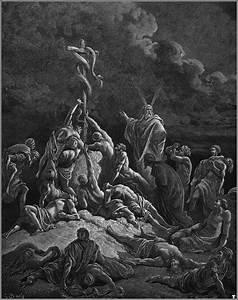 gustave_dore_bibel_the_brazen_serpent in 2019 | Biblical ...