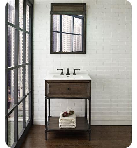 Bathroom Vanities Toledo Ohio Fairmont Designs 1401 Vh24 Toledo 24 Quot Open Shelf