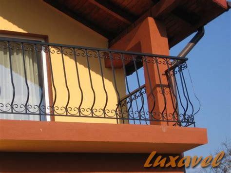 LuxAvel Construct Balustrada din fier forjat model B064