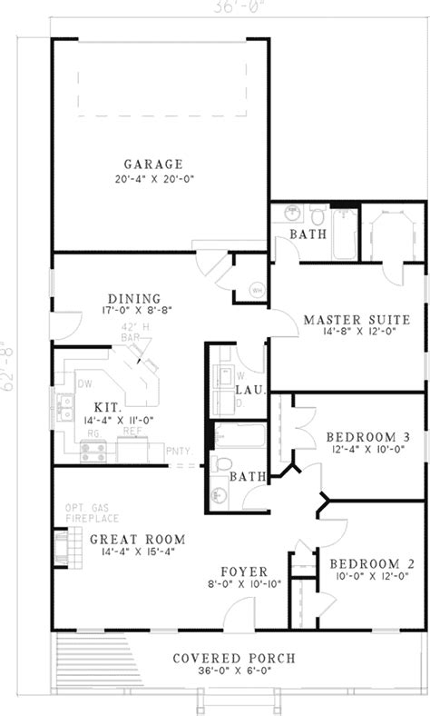 hawthorne ridge ranch home plan   house plans