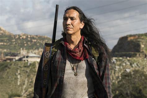 Who Is Walker, Fear The Walking Dead's New Native American