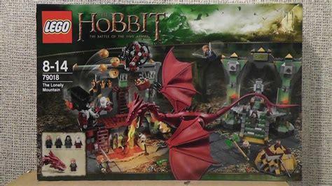 lego hobbit samotna