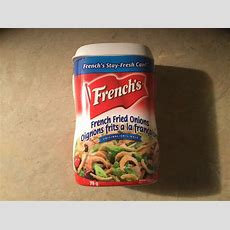Frenchs French Fried Onions Reviews In Grocery  Chickadvisor
