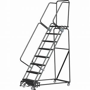 Weight Actuated Lockstep Ladders Serrated Grating