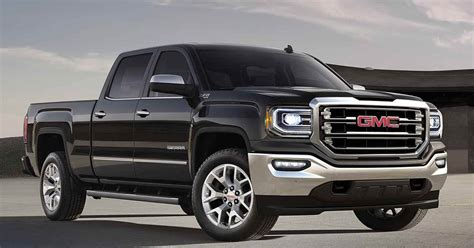 2018 Gmc 1500 Sierra Denali Review And Specs Trucks
