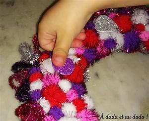 Faire Une Couronne De Noel : diy couronne de no l dada et au dodo ~ Preciouscoupons.com Idées de Décoration