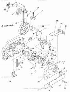 Tohatsu Control Box Components 8b Thru 40c 2