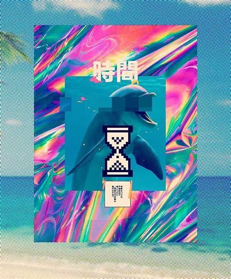 Aesthetic Jdm Iphone Wallpaper by Vaporwave Color Aesthetic Vaporwave Glitch