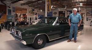 Jay Leno Gets Cozy With His 1966 Dodge Coronet