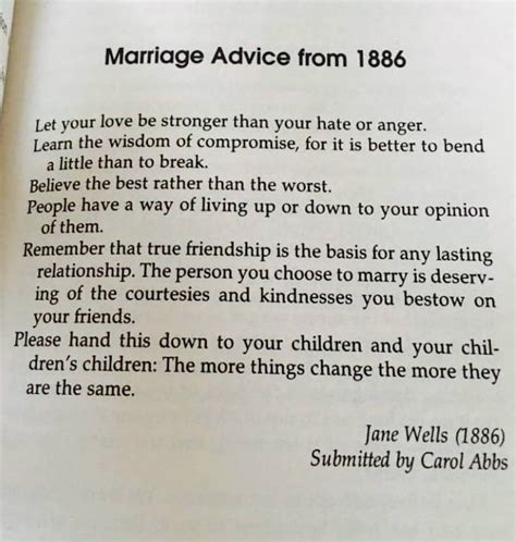Effective communication is a process where each person feels heard and understood. Marriage Advice That's Not Outdated...Even from 1886 — Mandi Roarke Counseling