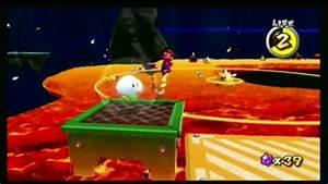Super Mario Galaxy 2: Shiverburn Galaxy - Green Star 3 ...