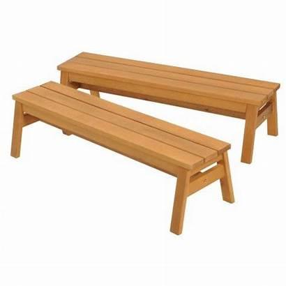 Wooden Benches Stacking Kaplanco Lid Sorting Furniture