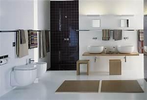 Modele Salle De Bain Carrelage : modele carrelage salle de bain maison design ~ Premium-room.com Idées de Décoration
