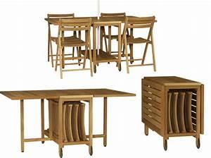Table De Jardin En Bois Pas Cher : table bois pliante exterieur salon de jardin en teck pas cher maisonjoffrois ~ Teatrodelosmanantiales.com Idées de Décoration