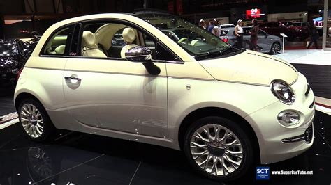 fiat   anniversary limited edition exterior