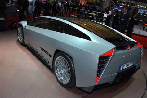 photo ITAL DESIGN QUARANTA Concept concept-car 2008 ...