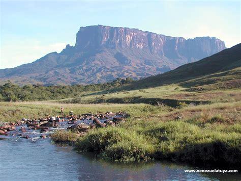 parque nacional canaima edo bolivar venezuela