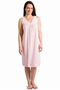 Womens Night Bauhaus : women 39 s nightgown sleeveless eco fabric nightgown fishers finery ~ Eleganceandgraceweddings.com Haus und Dekorationen