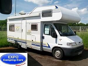 Calculer L Argus D Un Camping Car : burstner a 574 occasion de 2002 fiat camping car en vente jouy aux arches moselle 57 ~ Gottalentnigeria.com Avis de Voitures