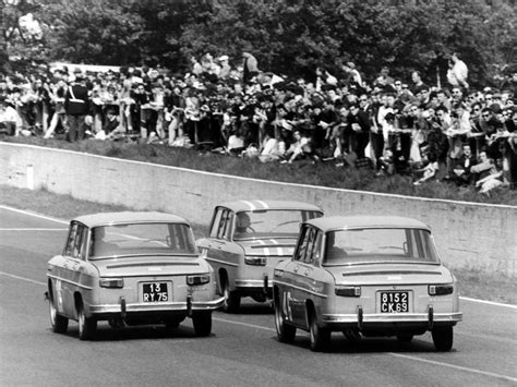 Renault 8 Gordini Specs 1964 1965 1966 1967 1968