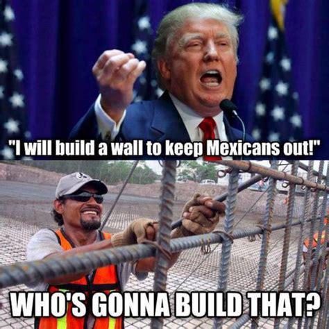 Trump Wall Memes - funniest donald trump pictures memes donald trump donald trump and memes