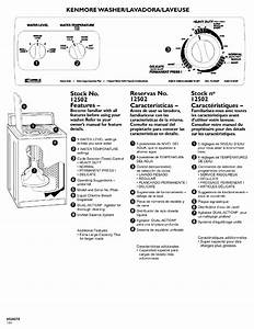 Kenmore Residential Washers Manual L0305074