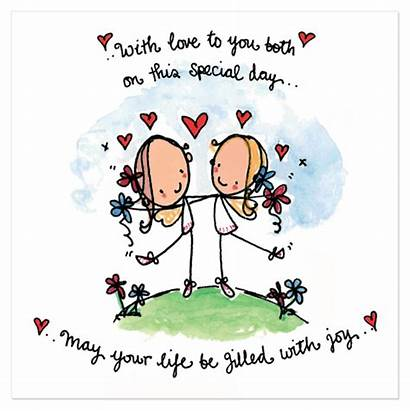 Anniversary Happy Both Congratulations Birthday Wishes Quotes