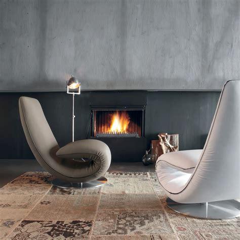 casa chaise longue ricciolo 7865 tonin casa design armchair chaise longue