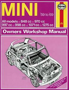 1959-1969 Mini Repair Manual By Haynes