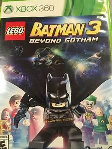 Lego Batman 3 Beyond Gotham Xbox 360 - R$ 100,00 em ...