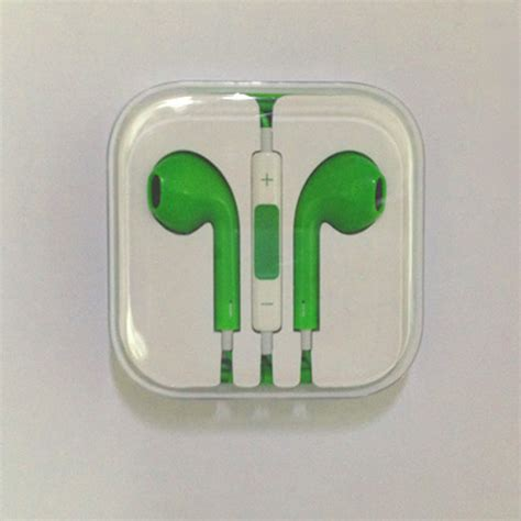 iphone 4 earbuds headphones headset for apple iphone 4 4s 5 5s 5c new w