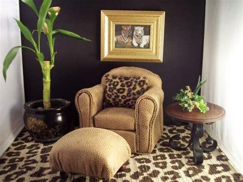 Cheetah Bedroom Decor - leopard print how to make it trendy not tacky