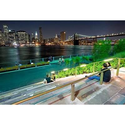 Granite Prospect - Brooklyn Bridge Park