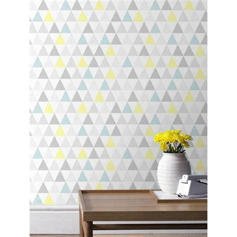 papier peint vinyle intissé cuisine papier peint tarek bleu jaune scandinave graham brown