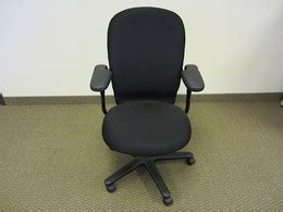 refurbished office chairs steelcase drive chair w black