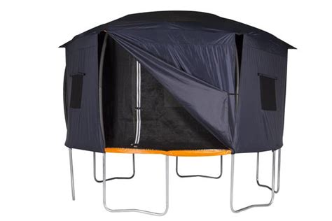 Jumppod® 15ft trampoline and enclosure introducing our newest edition to the jumppod trampolines. Jump Power Trampoline Tent (Sizes available 10-12-13-14-15ft.) - Trampoline Part Store