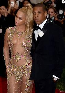 Jay Z Et Beyonc Lors Du MET Ball En Mai 2015