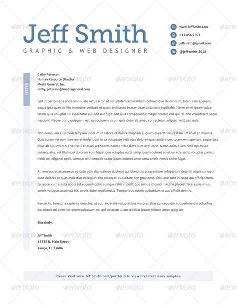 resume set volume 3 by lbeck graphicriver