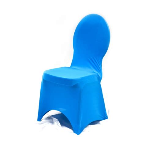 spandex banquet chair cover turquoise prestige linens