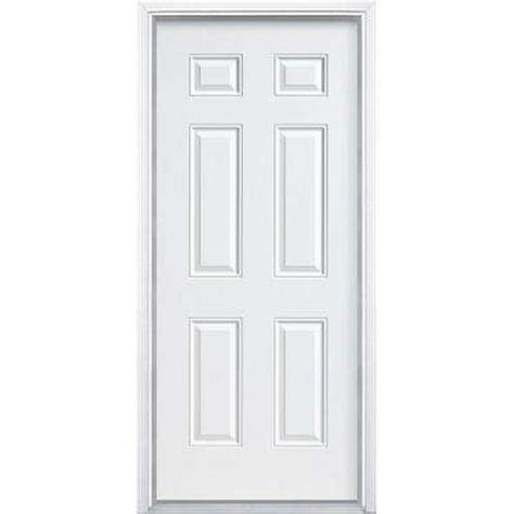 steel entry door home depot 30 x 80 steel doors front doors the home depot