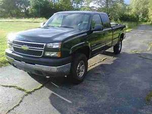 Purchase Used 2005 Chevrolet Silverado 2500 Hd Ls Extended