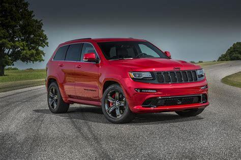 Jeep обновил «заряженный» Grand Cherokee Srt8
