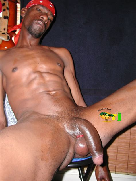 Jamaican Rasta Big Dick Gay