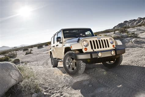 2011 Jeep Wrangler Mojave Review