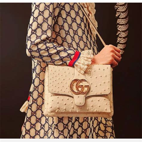 gucci cruise  runway bag collection spotted fashion
