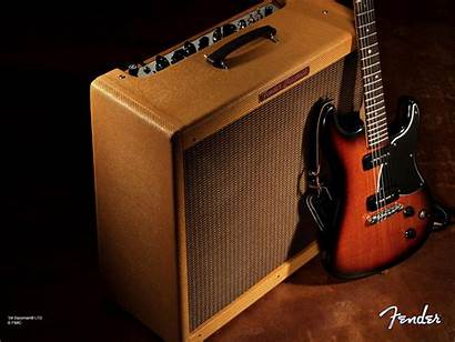 Guitar Amp Fender Wallpapers Background Electric Bassman