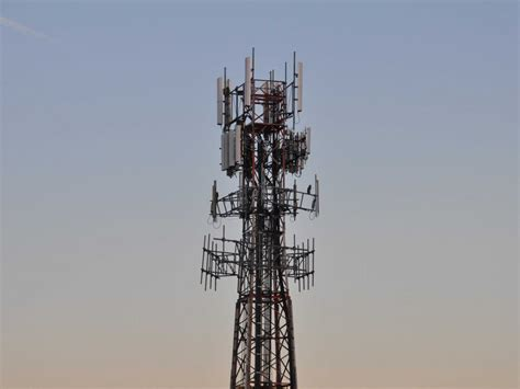 cell phone towers mysterious cellphone towers business insider